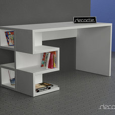 Contemporary Desks And Hutches by Wondrous International, Inc