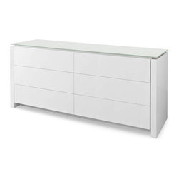 Calligaris - Calligaris | Mag Horizontal Dresser - Quick Ship - Design by S.T.C.