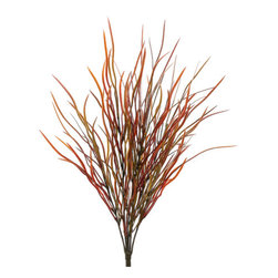 Silk Plants Direct - Silk Plants Direct Wild Willow Grass Bush (Pack of 12) - Pack of 12. Silk Plants Direct specializes in manufacturing, design and supply of the most life-like, premium quality artificial plants, trees, flowers, arrangements, topiaries and containers for home, office and commercial use. Our Wild Willow Grass Bush includes the following: