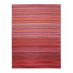 Koko Company - Koko Company Melange 6 x 8 ft. Indoor/Outdoor Floor Mat - K301 - Shop for Rugs and Runners from Hayneedle.com! Add some color and pattern to any living space - inside or out - with this Koko Company Melange 6 x 8 ft. Indoor/Outdoor Floor Mat. Choose the color combination you like then enjoy it in all sorts of spots around your home. It's made of sturdy polypropylene so it'll basically last a lifetime! Simply hose it off to clean and drip dry and keep it out of direct sunlight. If you use it indoors we recommend double-face carpet tape on the edges. Inside or out this rug will enliven your home. About The Koko CompanyFor over 10 years The Koko Company has been pouring heart and soul into bringing you a vibrant diverse collection of pieces to suit your unique style. From pillows and bedding to rugs and throws every piece is both versatile and distinctive each playing its own part in a grander global vision. Located in Long Island City NY but influenced and inspired by an array of cultures and fashions The Koko Company strives to bring the subtle elegance of natural fibers and organic design to your home accents.
