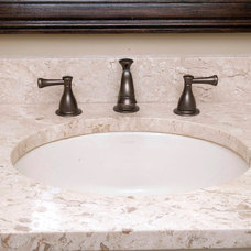 Traditional Bathroom Sinks by Deer Creek Homes, Inc.