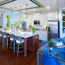 Contemporary  by Carlyn And Company Interiors + Design