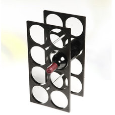modern wine racks by 2Modern