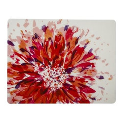 Room Essentials Polypro Watercolor Floral Placemats - Watercolor prints are making quite the splash this season, and I'm loving this modern floral placemat. It would be great for the breakfast nook or outdoor table on a sunny afternoon.