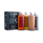 F.A. Seeds - Parlor Maid's Helper - Contains Wood Dressing, Carnauba & Beeswax Polish, Silver Polish, Copper and Brass Polish. Four of our most popular home care products to clean and maintain the well-appointed home. An excellent gift for a housewarming party or bridal shower.