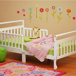 AFG Baby Anna Toddler Bed in White