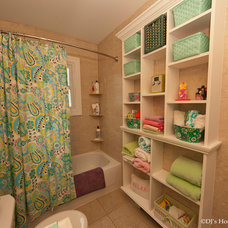 Bathroom Storage by DJ's Home Improvements