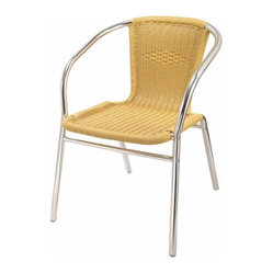 Rattan Patio Chair Y72005-SO