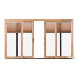 Pella® Designer Series® Sliding Patio Door - Features