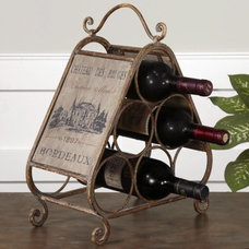 Traditional Wine Racks by The Southern Home