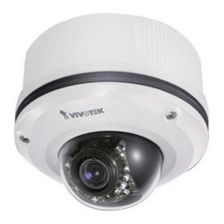 Vivotek - Outdoor Day and Night Triple - Vivotec FD8361 is the latest professional-series outdoor fixed dome network camera featuring superb megapixel image quality and exceptional bandwidth efficiency. With day amp; night functionality and a weatherproof housing, it is especially suitable for tough outdoor surveillance environments such as parking lots and streets.