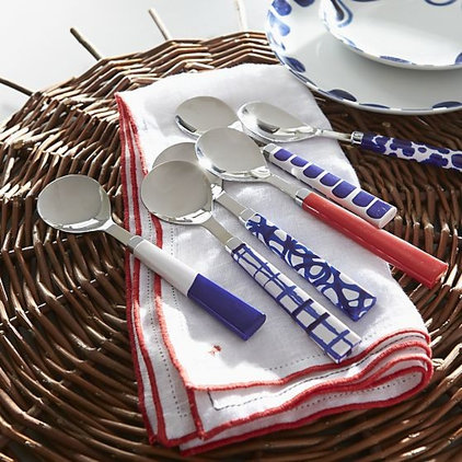 Contemporary Spoons by Crate&Barrel