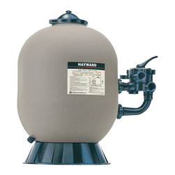 Pro-Series Side Mount - For new pool and aftermarket installations Pro-Series™ filters provide efficient flow, totally balanced backwashing and an advanced self-cleaning under-drain system for the best value in filtration.