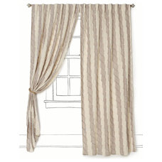 Contemporary Curtains by Anthropologie