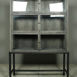 welsey cabinet - view this item on our website for more information + purchasing availability: http://redinfred.com/shop/category/furnish/storage/cabinets-shelving-sideboards/welsey-cabinet/