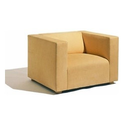 Knoll - SM1 Lounge Chair | Knoll - Design by Shelton Mindel, 2006.
