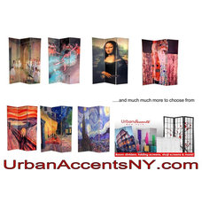 Traditional Screens And Room Dividers by Benjamin