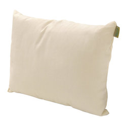 Natura - Organic Kids Pillow Natura - Organic Wool Pillow Certified 100% organic wool Certified 100% organic Pima Cotton Satten Cotton