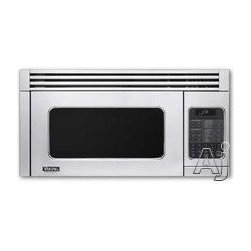 Viking Over-the-Range Microwave Oven - Over-the-Range Microwave Oven with 300 CFM Venting System, 1,400 Cooking Watts, 4 Convection Settings, 10 Power Levels and Auto-Sensor.