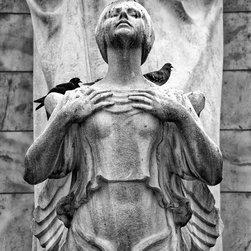 "Columbus Statue, Union Station, Washington DC 18"" X 24"" Print - Columbus Statue, Union Station, Washington DC"