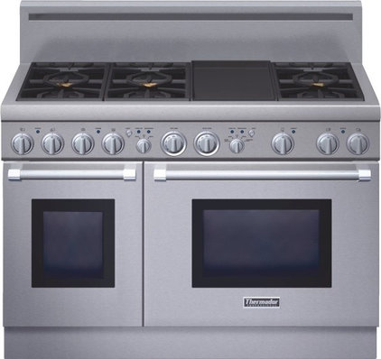 Gas Ranges And Electric Ranges by Thermador Home Appliances