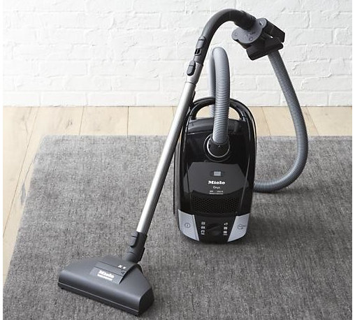 """Miele S6270 Onyx Canister Vacuum Cleaner - With the motto """"forever better,"""" Miele was founded in Germany in 1899 and has since grown to become the world's largest family-owned and -operated appliance company. Renowned for refined stylish and state-of-the-art engineering, every premium Miele product is a breakthrough in its category demonstrating the highest quality, performance and environmental standards. Unique and stylish vacuum systems with customized bags and filters are tailored to the precise needs of any household."""