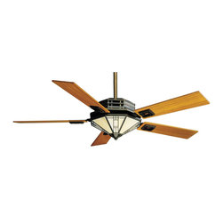 Casablanca Fan - Casablanca Fan 97052Z Mission Bronze Patina Ceiling Fan - Casablanca Mission Bronze Patina Mission Style Ceiling Fan