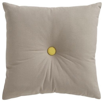 modern pillows by CB2