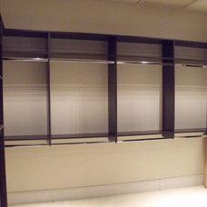 Contemporary Closet by Custom Closets & More...