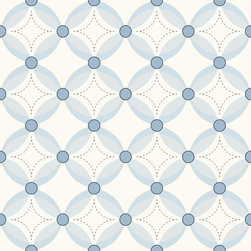"Tufted Quilt  Wallpaper 6.5'feet - ""Swag Paper - Empowering the Do-It-Yourselfer:"