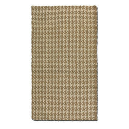 Uttermost - Uttermost Bengal Natural Rug X-9-53017 - Hand woven natural and cream jute.