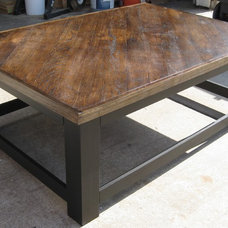 Traditional Coffee Tables by Vintage Headboards