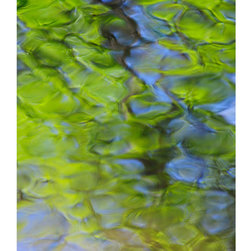 Abstract Art  - Clean Water #1 -