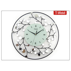 Modern Clocks by bathandbedgoods