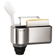 Modern Kitchen Sink Accessories by simplehuman