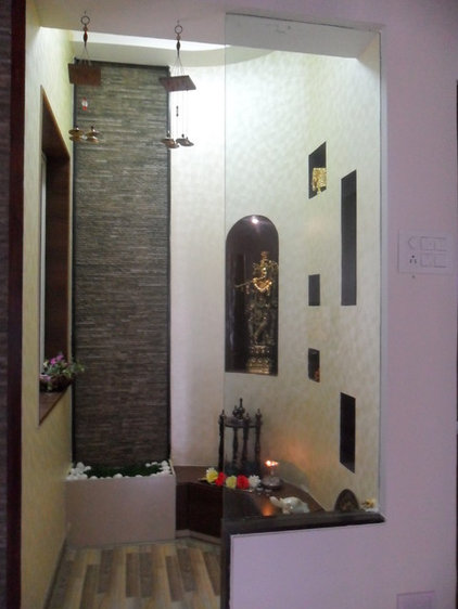 Puja room for Room 422 decor