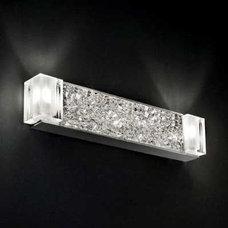 Modern Bathroom Vanity Lighting by Casa Di Luce