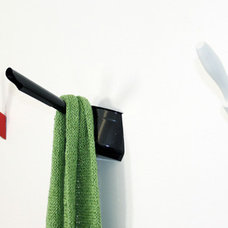 Eclectic Wall Hooks by THELERMONT HUPTON