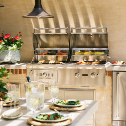 "50"" Hybrid Grill Outdoor Kitchen - 50"" Hybrid Grill;"