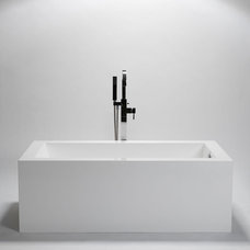 Contemporary Bathtubs by Blu Bathworks