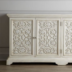 "John-Richard Collection ""Camelot"" Chest"
