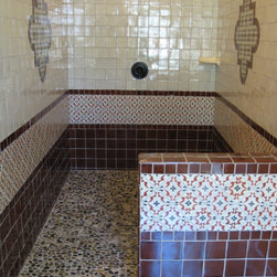 National Company Offers Talavera Tile in 4x4 - Reeso Tiles is a national company and we can ship anywhere in the U.S.