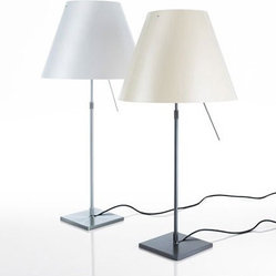 Costanza Table Lamp with Sensor Dimmer - Shade Included