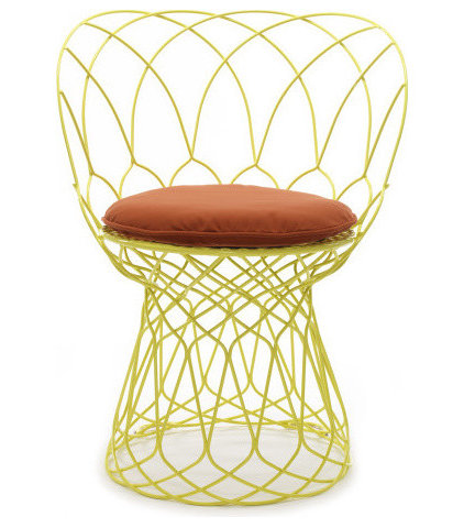 Eclectic Chairs by Dennis Miller Associates