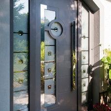 Modern Front Doors Modern Front Doors