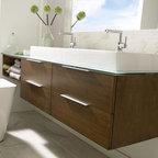 Omega Wall Hung Vanity Cabinet -