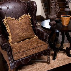 Wingback Chair -
