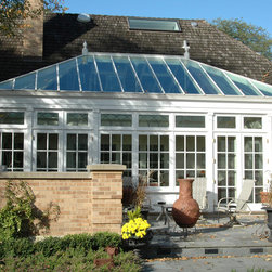 Courtyard conservatory - Photo by: James Licata