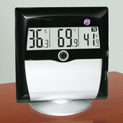 P3 INTERNATIONAL - Mold Alert Digital Thermo- Hygrometer - - P3 International mold alert digital thermo-hygrometer