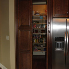 Traditional Kitchen Cabinets by RLK Designs, LLC